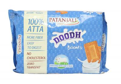 Patanjali Doodh Biscuits-50GM