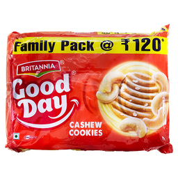 Britannia Good Day Cashew Cookies Family Pack